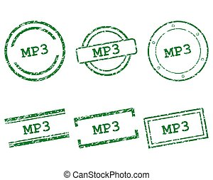 Mp3 stamps
