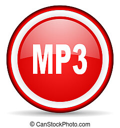 mp3 web icon