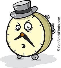 mr., reloj