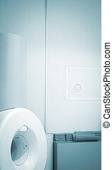 MRI Magnetic Resonance Imaging Scanner