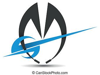 ms call center with blue sky headphones