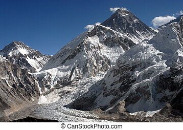 Mt Everest - The highest peak on the world
