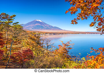 Mt. Fuji Autumn