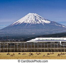 Fuji - Mt. Fuji in Japan