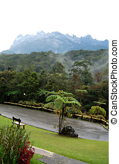 Mt Kinabalu National Park Mountain