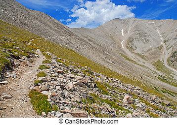 Mt Princeton, Colorado Rockies