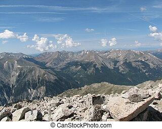 Mt. Princeton Peak