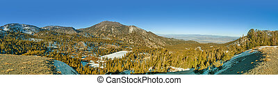 Mt. Rose Panorama
