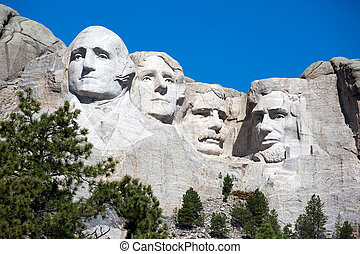 Mt Rushmore National Memorial - Mt. Rushmore National...
