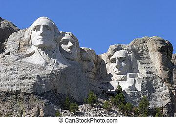 Mt. Rushmore National Park -