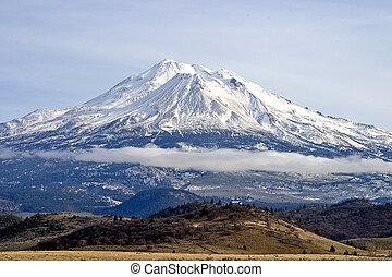 Mt. Shasta, California #2 - Mount Shasta, California