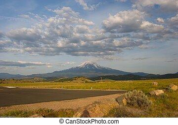 Shasta - Mt. Shasta National Monument in California