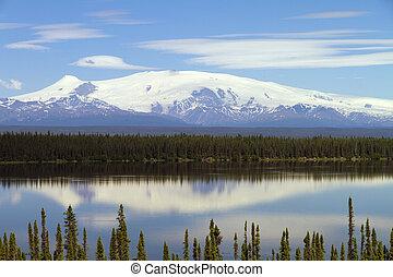 Mt Wrangell