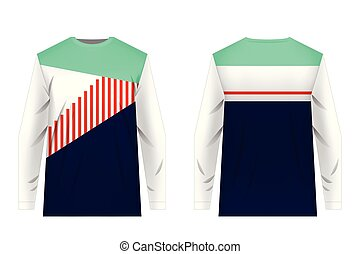 mtb jersey motocross - Templates jersey for MTB. Jersey for...
