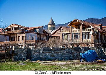 mtskheta, in, georgië