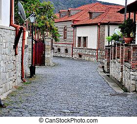 Mtskheta old town