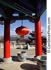 Mu Residence in Lijiang, Yunnan