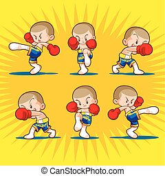 muaythai boxing kids