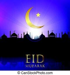 mubarak, eid, fond