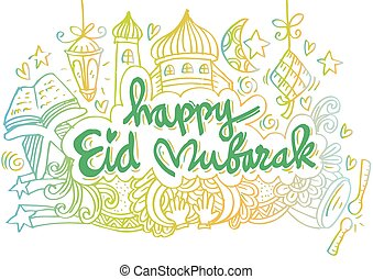 mubarak, garabato, eid