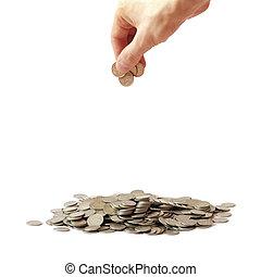 mucchi, soldi