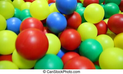 Much colour balls