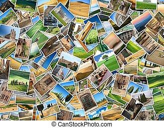 muchos, toscana, fotos