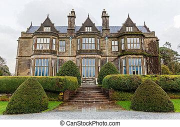 Muckross house in Ireland