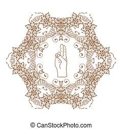 mudra, elemento, yoga, manos