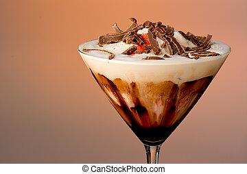 mudslide, チョコレート