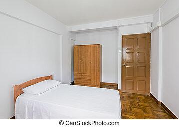 muebles del dormitorio, simple
