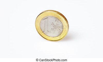 muenze, -, hd, euro