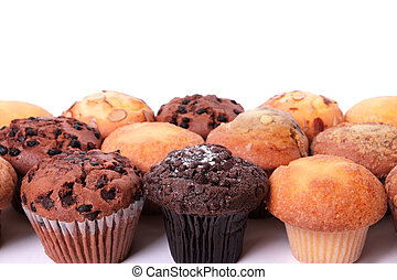 Muffin cup cakes