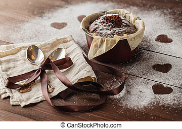 muffins, ouderwets