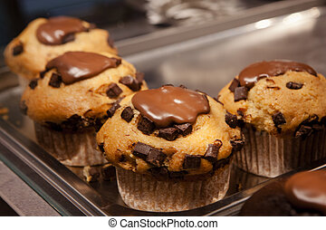 Muffins Ready to Eat