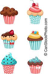 muffins set