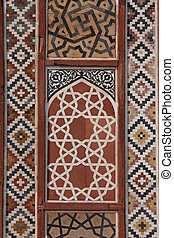 mughal, 建築