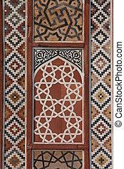 mughal, arquitetura