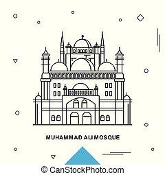 muhammad, mezquita, ali