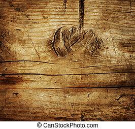 muito, madeira, antigas, fundo