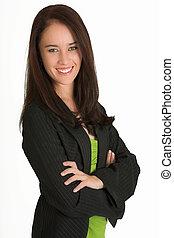 mujer, #523, empresa / negocio