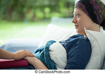 mujer, cáncer