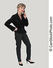 mujer de negocios, 1