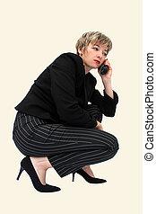 mujer de negocios, 4