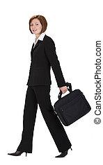 mujer de negocios