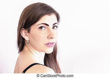 Ropa interior mujer imagen buscar galer a de fotos multimedia csp10011270 - Fotografias de mujeres en ropa interior ...
