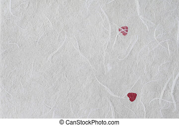Mulberry paper - Handmade mulberry paper texture