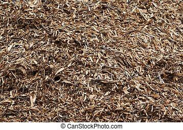 Mulch Background Texture