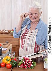mulher, cookbook