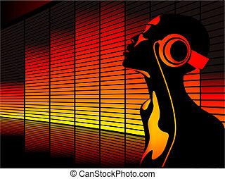 mulher, música